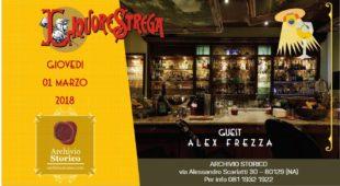 """Espresso napoletano - """"Strega tour"""" fa tappa a Napoli con tre nuovi cocktail"""