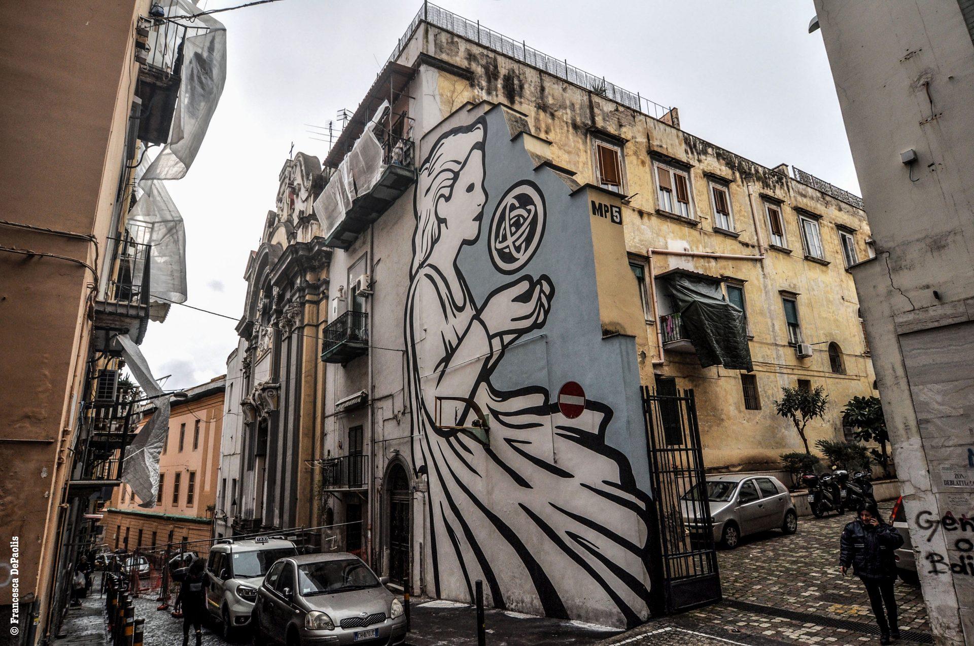 murale Ipazia