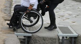 Espresso napoletano - Pompei per tutti: niente più barriere nel parco archeologico