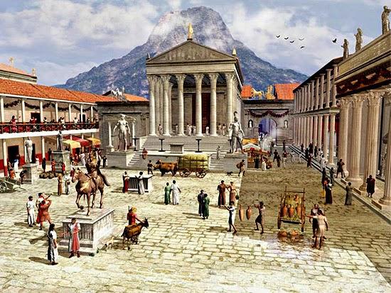 pompei agorà