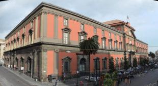 Espresso napoletano - Il Museo Archeologico Nazionale di Napoli, oggi