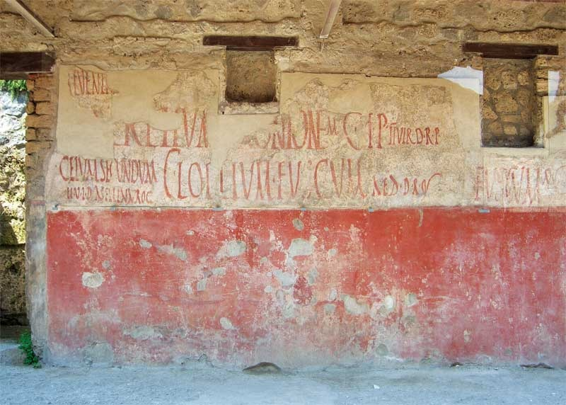 propaganda pompei