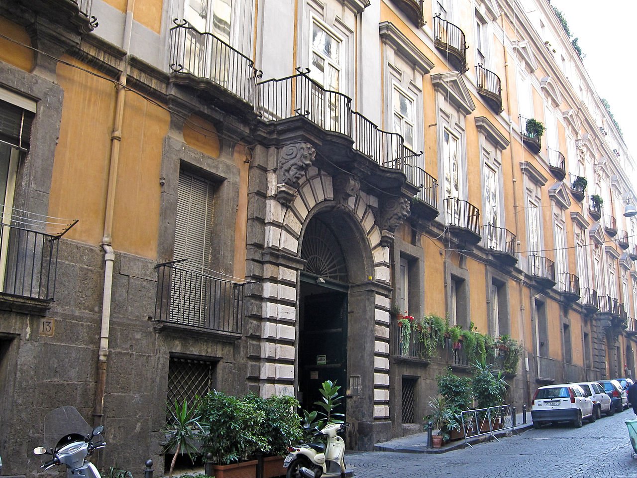 palazzo napoli