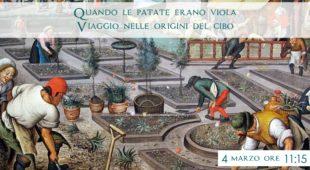 Espresso napoletano - Quando le patate erano viola. Viaggio nelle origini del cibo