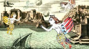 Espresso napoletano - La favola delle Sirene: tour per bambini a Castel dell'Ovo