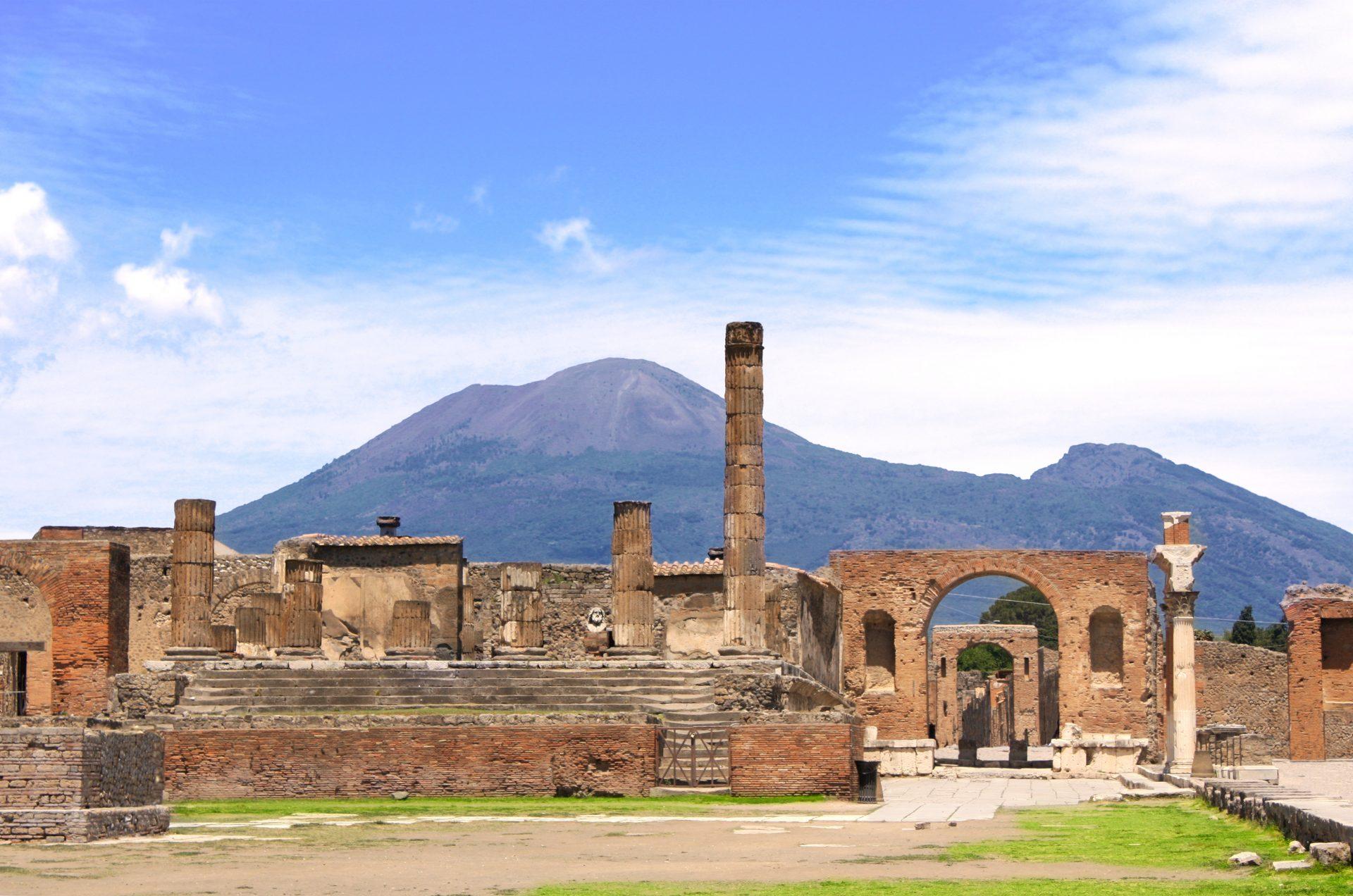 parco archeologico pompei