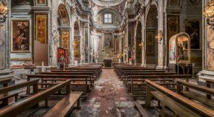 Espresso napoletano - Visita guidata alla Chiesa dell'arte della seta
