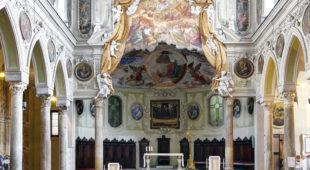 Espresso napoletano - A Santa Restituta la conferenza stampa sulla Festa di S. Francesco i prossimi 3 e 4 ottobre