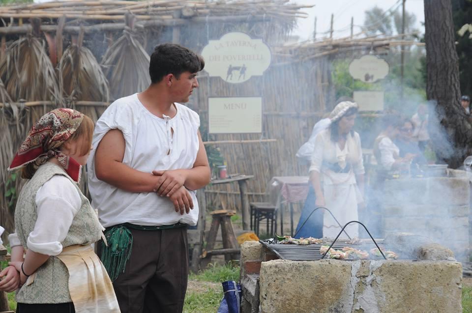 sagra antiche taverne