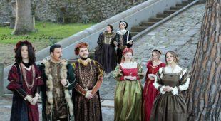 """""""Un invito a Palazzo"""", al castello mediceo di Ottaviano si torna nel passato"""
