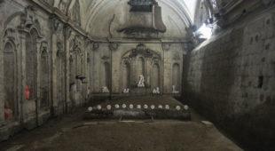 """Espresso napoletano - """"Spital"""", arte contemporanea dal mondo nella chiesa della Misericordiella"""