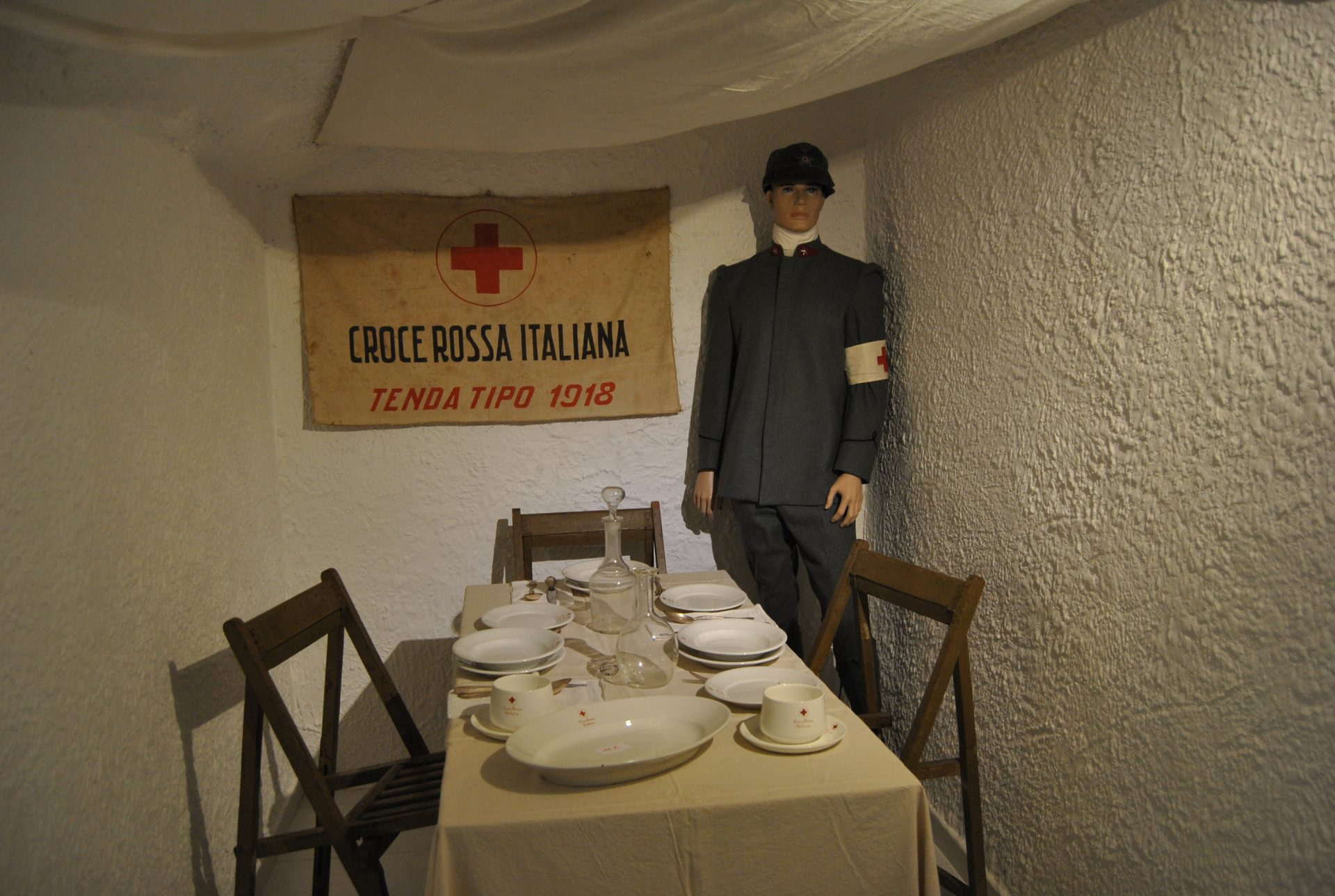 museo arti sanitarie incurabili croce rossa