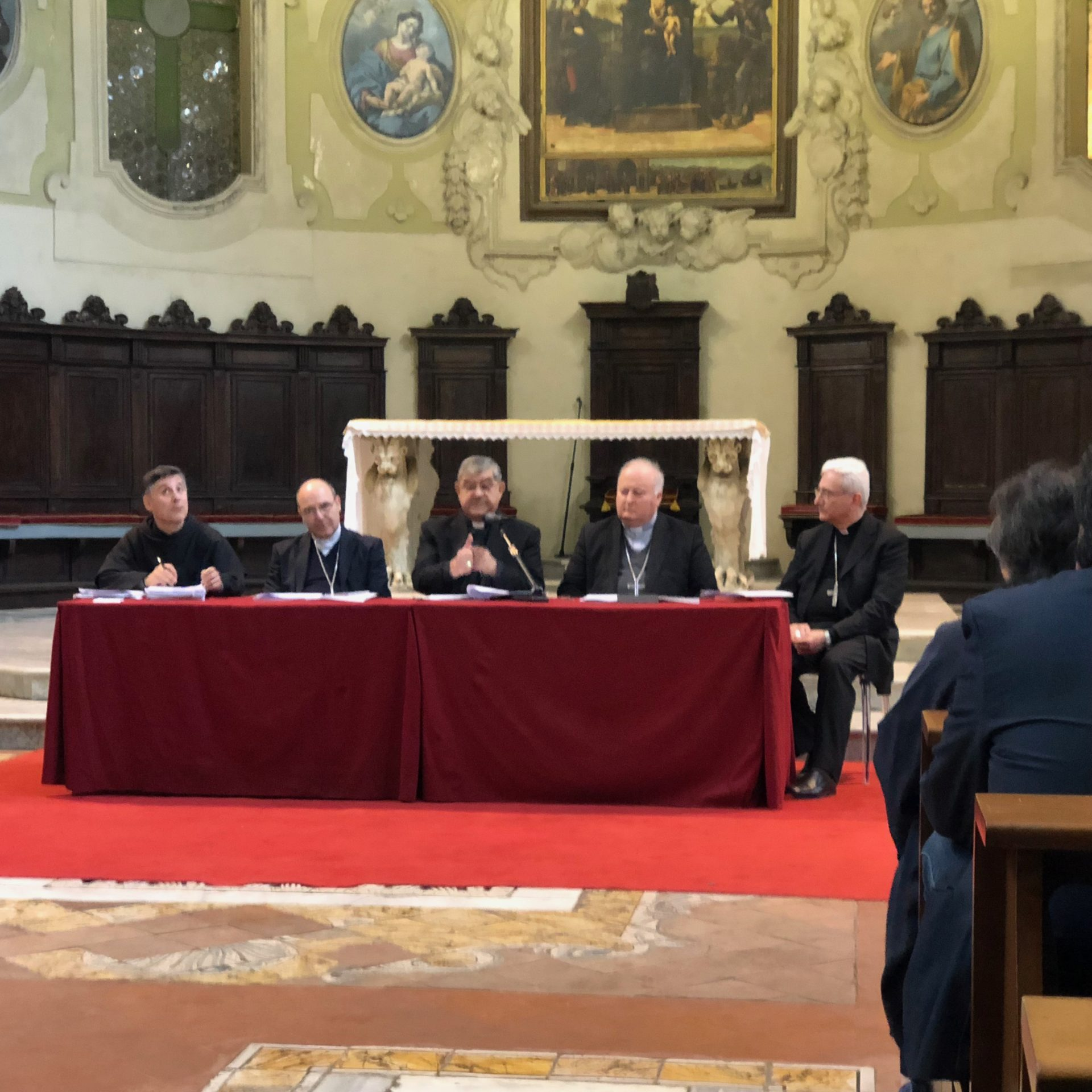 Il cardinale Sepe tra i relatori