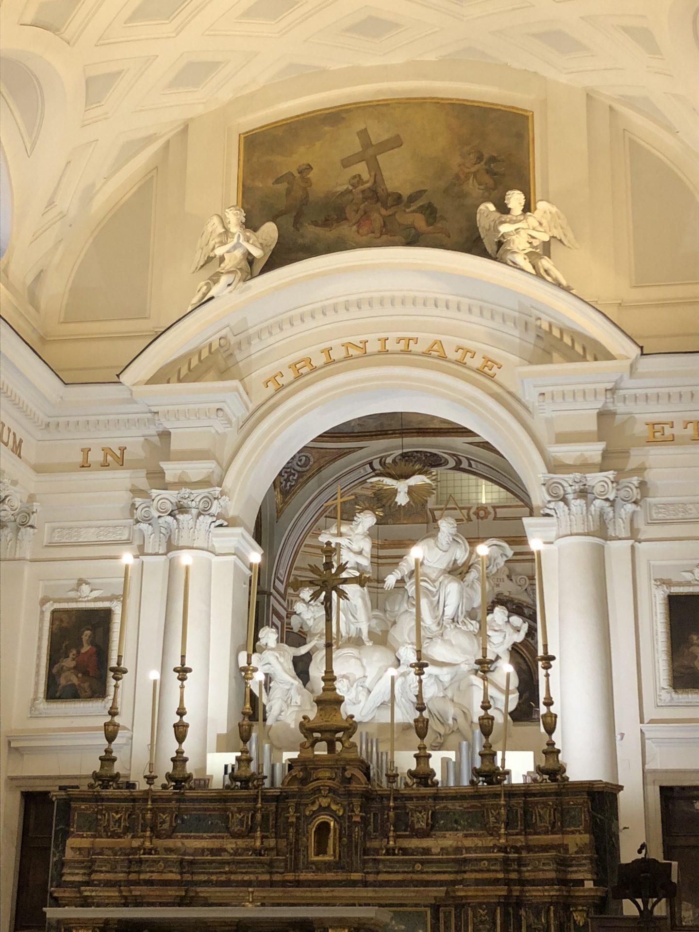 chiesa dei pellegrini