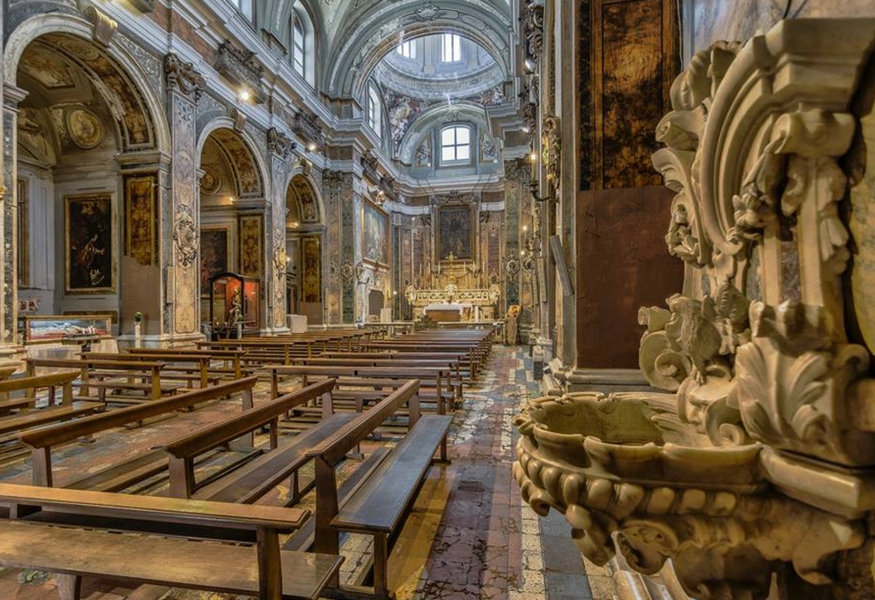 chiesa ss. filippo e giacomo seta
