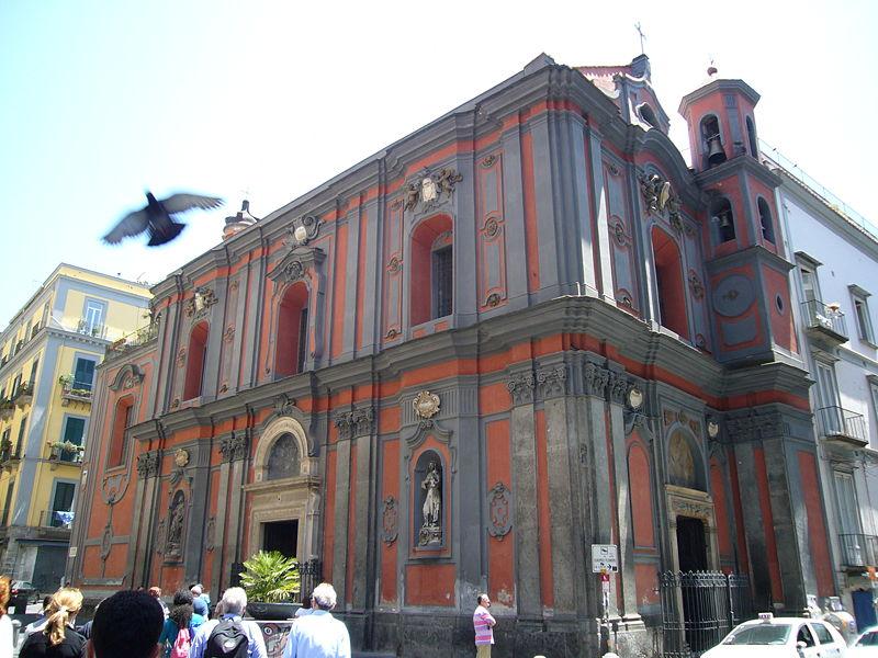 chiesa sant'angelo a nilo