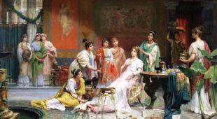Espresso napoletano - Consigli di bellezza nell'antica Roma, parola di Ovidio