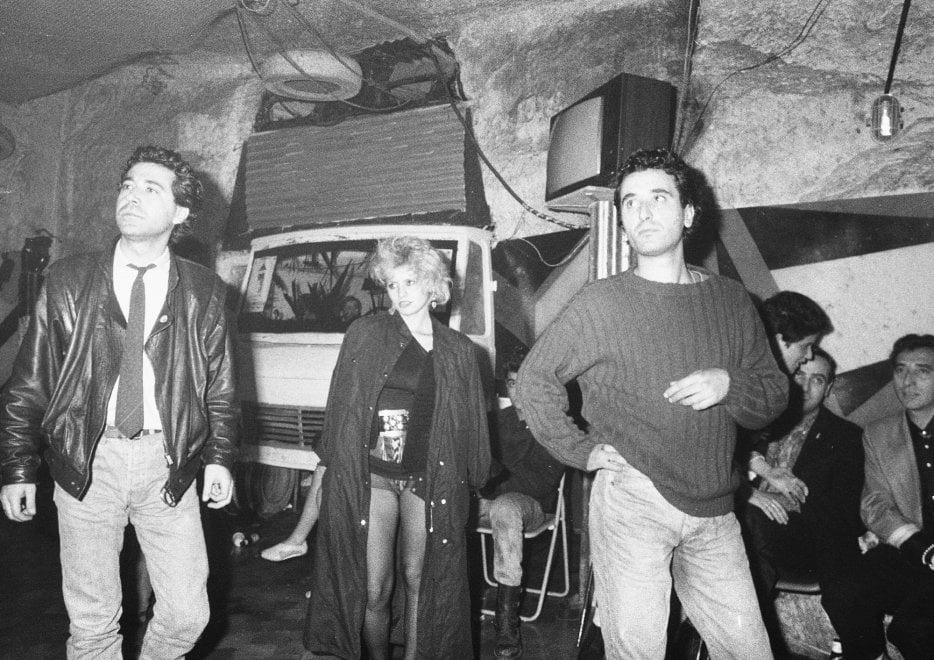 punk napoli anni 80