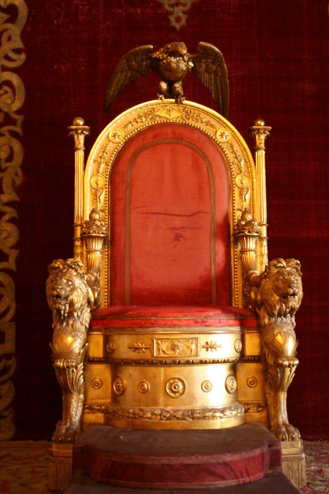 trono borbone