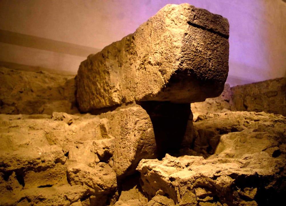 archeologia sottosopra