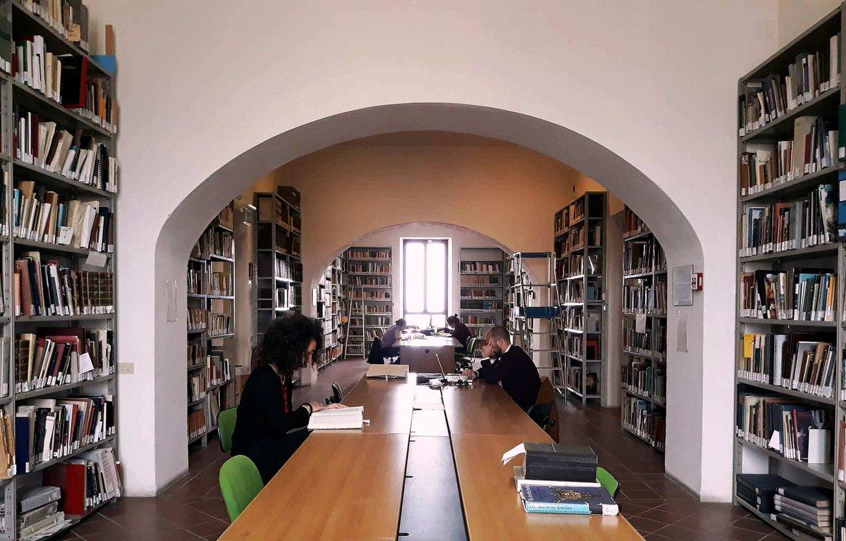 biblioteca bruno molajoli