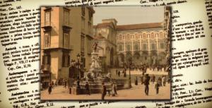 <p>La storia linguistica di Napoli e i vocabolari del napoletano sono al centro dell&#8217;incontro su «Napoli. Storia, lingue, vocabolari» che si terrà martedì 15 maggio, presso la Società Napoletana di Storia Patria al Maschio Angioino, alle 15.30. Studiosi di diverse università discutono in particolare del ruolo dell&#8217;italiano e del napoletano nella cultura e nella vita [&hellip;]</p>
