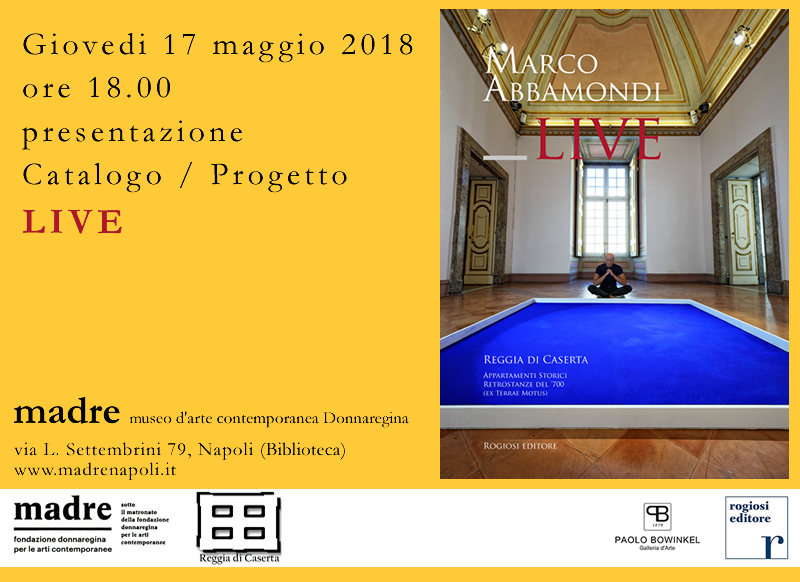live marco abbamondi