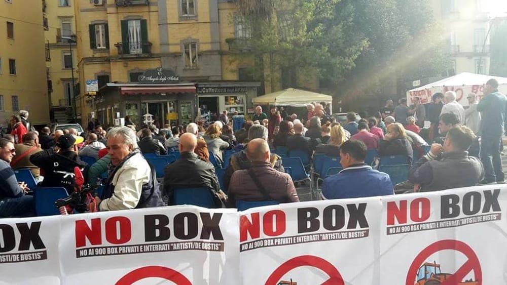no box vomero