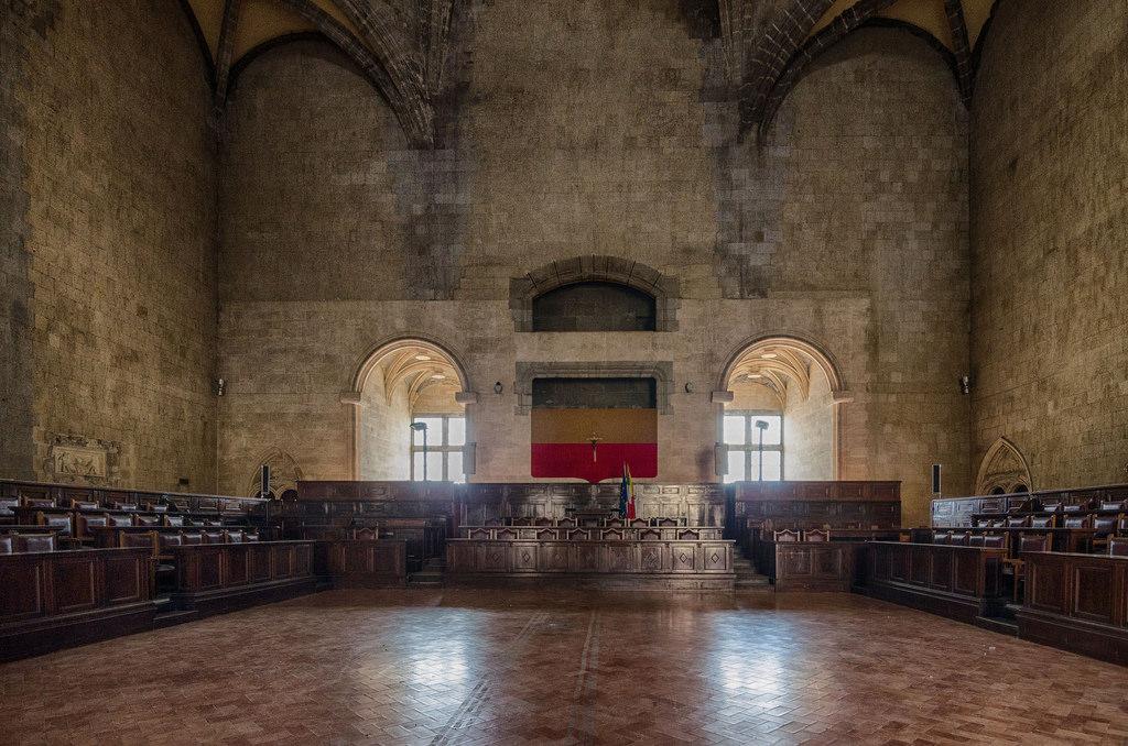 maschio angioino sala del trono