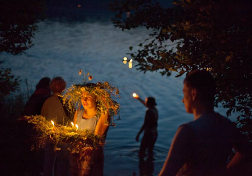 notte delle candele nabilah
