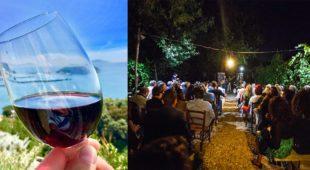 Espresso napoletano - Jazz in vigna: musica, cibo e vino nei vigneti dei Campi Flegrei