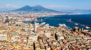 """Espresso napoletano - Arriva a Napoli """"Panorama Tour"""" con eventi e ospiti"""