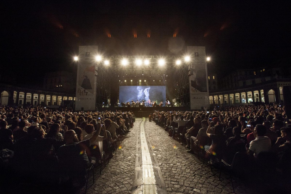 napoli teatro festival 2018