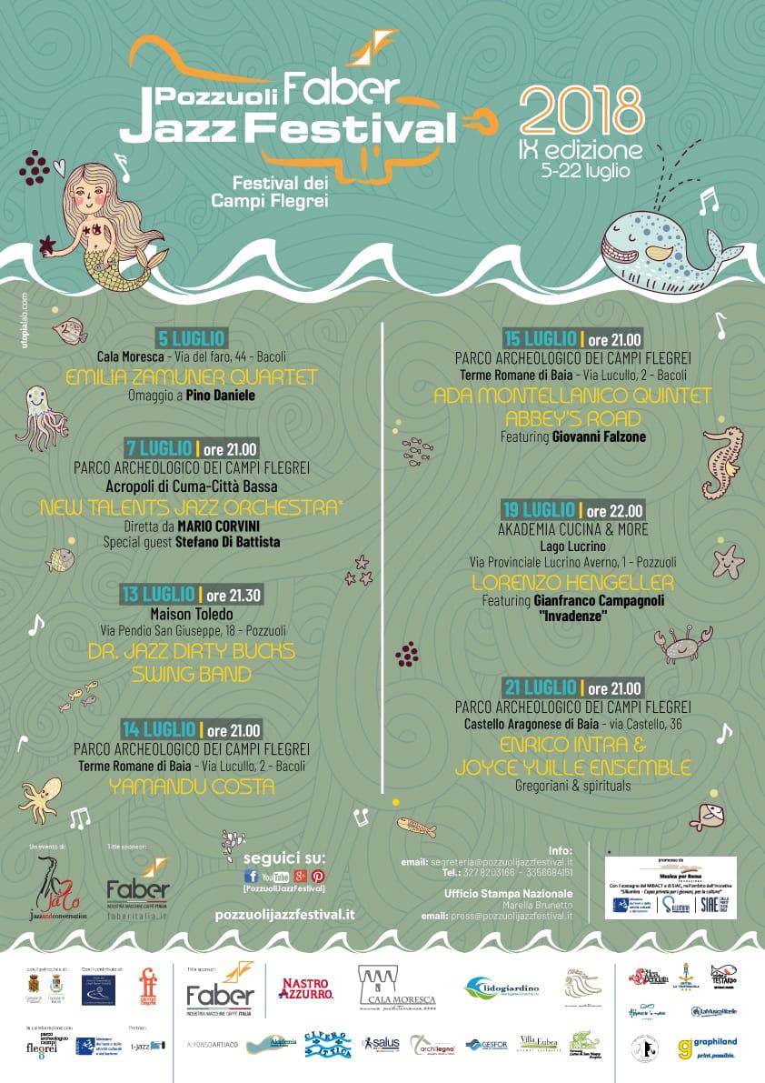 programma pozzuoli jazz festival