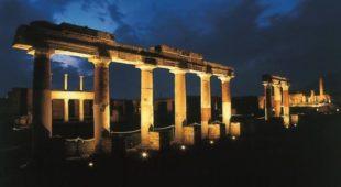 Espresso napoletano - Pompei sotto le stelle, tra suoni e rumori del passato
