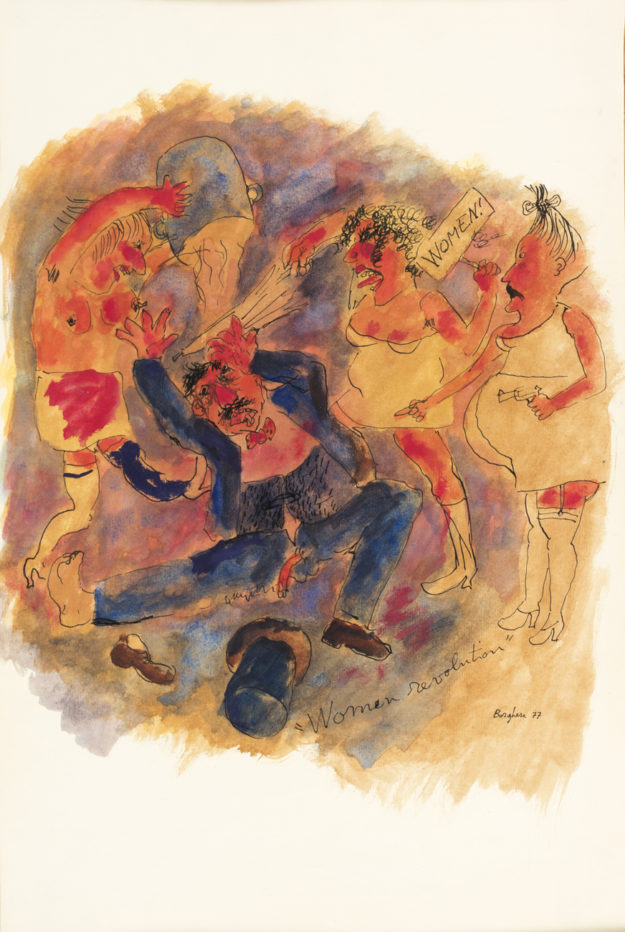 Franz Borghese in mostra al Maschio Angioino