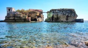 Espresso napoletano - Parco sommerso della Gaiola: una strana storia