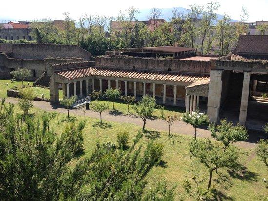 villa poppea