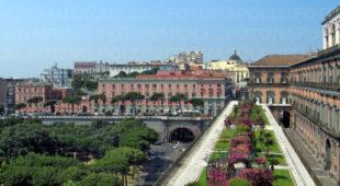 Espresso napoletano - Riapre il Giardino pensile del Palazzo Reale di Napoli