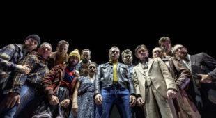 Espresso napoletano - Fronte del Porto, successo al Teatro Bellini per lo spettacolo di Gassmann