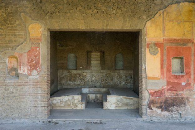 due dimore pompeiane