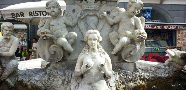 fontana sant'andrea di amalfi