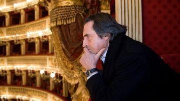Riccardo Muti al Teatro San Carlo