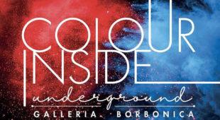 """Espresso napoletano - """"Colour Inside Underground"""" alla Galleria Borbonica"""