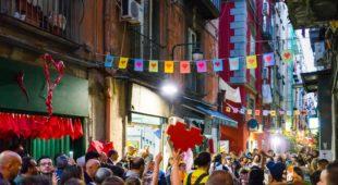 Espresso napoletano - Cuore di Napoli: una scultura di relazioni e persone