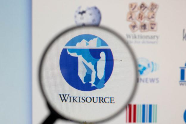 wikisource in napoletano