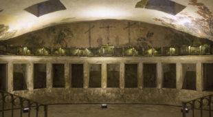 Espresso napoletano - Apertura straordinaria dell'ipogeo di Sant'Anna dei Lombardi