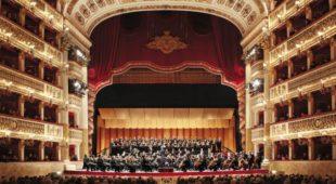 Espresso napoletano - Concerto di Natale a Napoli 2018 – Teatro San Carlo