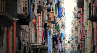 I fantasmi dei Quartieri, la mostra di Rosario Mazzella