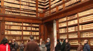 """Espresso napoletano - """"Sabato in Biblioteca"""", visite straordinarie alla BUN"""